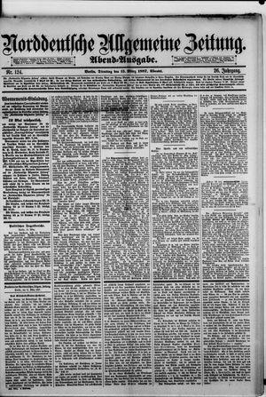 Norddeutsche allgemeine Zeitung vom 15.03.1887