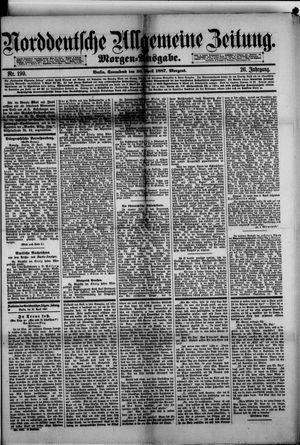 Norddeutsche allgemeine Zeitung vom 30.04.1887
