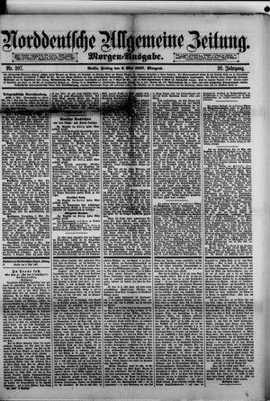 Norddeutsche allgemeine Zeitung vom 06.05.1887