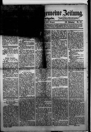 Norddeutsche allgemeine Zeitung vom 03.06.1887