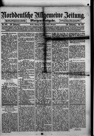 Norddeutsche allgemeine Zeitung vom 03.07.1887