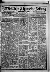 Norddeutsche allgemeine Zeitung (17.03.1888)