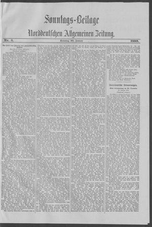 Norddeutsche allgemeine Zeitung vom 21.01.1889