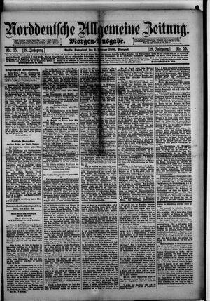 Norddeutsche allgemeine Zeitung on Feb 2, 1889