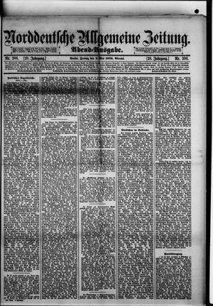 Norddeutsche allgemeine Zeitung vom 03.05.1889