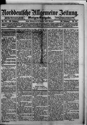 Norddeutsche allgemeine Zeitung (18.12.1889)
