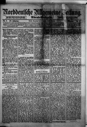 Norddeutsche allgemeine Zeitung vom 04.01.1890
