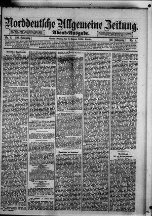 Norddeutsche allgemeine Zeitung vom 06.01.1890