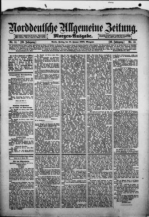 Norddeutsche allgemeine Zeitung vom 31.01.1890