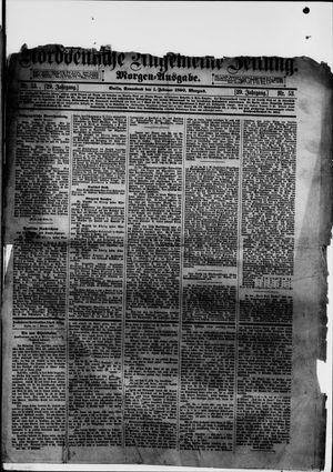Norddeutsche allgemeine Zeitung vom 01.02.1890