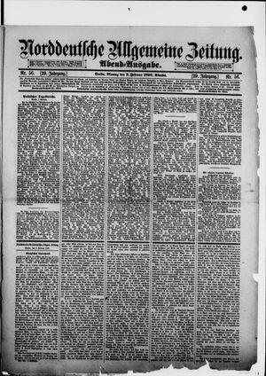 Norddeutsche allgemeine Zeitung vom 03.02.1890
