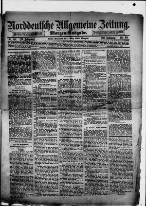 Norddeutsche allgemeine Zeitung vom 01.03.1890