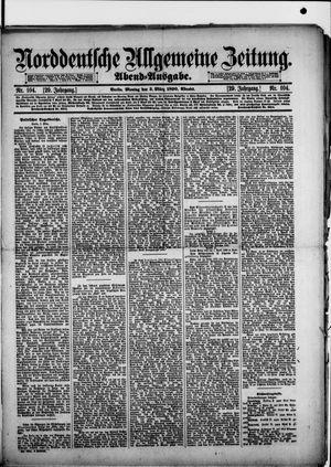 Norddeutsche allgemeine Zeitung vom 03.03.1890