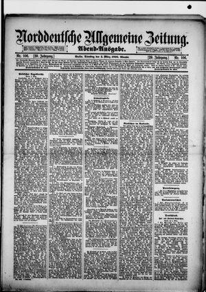 Norddeutsche allgemeine Zeitung vom 04.03.1890
