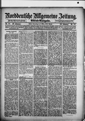 Norddeutsche allgemeine Zeitung vom 06.03.1890