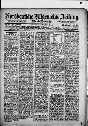 Norddeutsche allgemeine Zeitung vom 07.03.1890