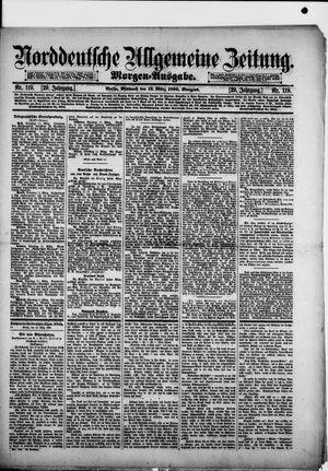 Norddeutsche allgemeine Zeitung vom 12.03.1890