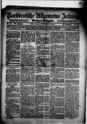 Norddeutsche allgemeine Zeitung vom 16.03.1890