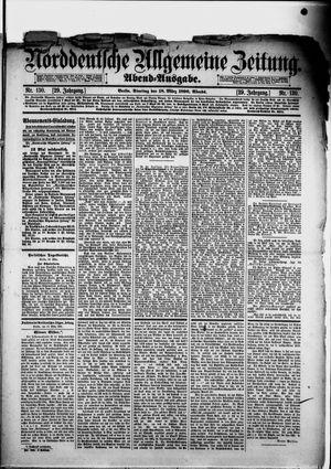 Norddeutsche allgemeine Zeitung vom 18.03.1890