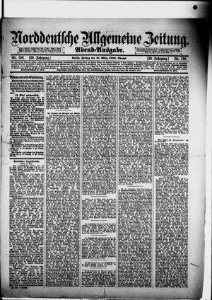 Norddeutsche allgemeine Zeitung vom 21.03.1890