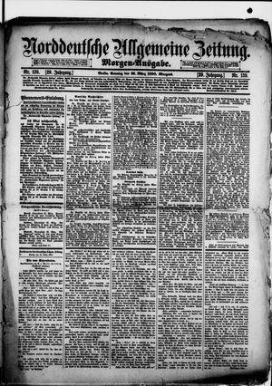 Norddeutsche allgemeine Zeitung vom 23.03.1890