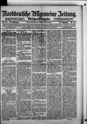 Norddeutsche allgemeine Zeitung vom 03.04.1890