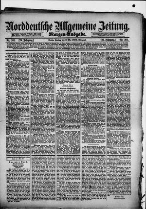 Norddeutsche allgemeine Zeitung vom 02.05.1890