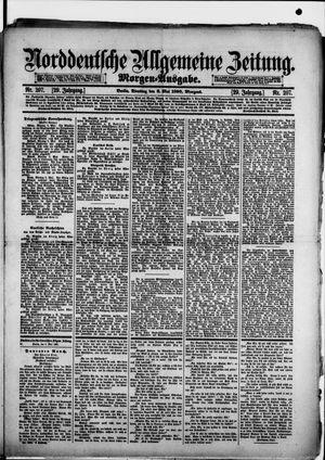 Norddeutsche allgemeine Zeitung vom 06.05.1890