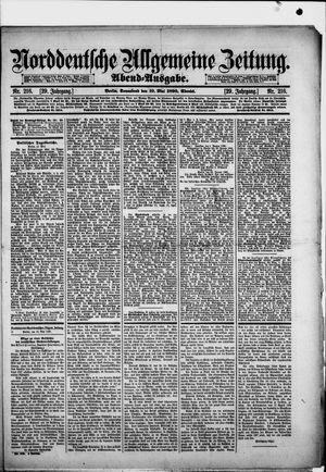 Norddeutsche allgemeine Zeitung vom 10.05.1890