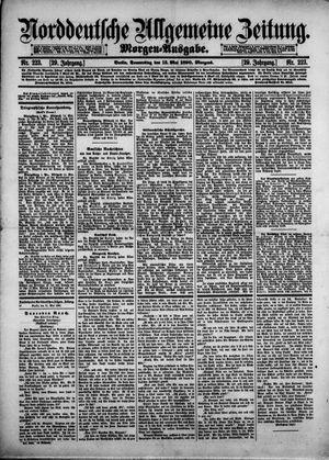 Norddeutsche allgemeine Zeitung vom 15.05.1890