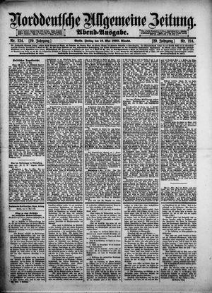 Norddeutsche allgemeine Zeitung vom 16.05.1890