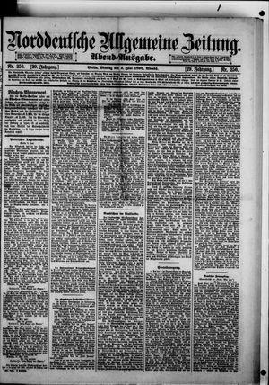 Norddeutsche allgemeine Zeitung vom 02.06.1890