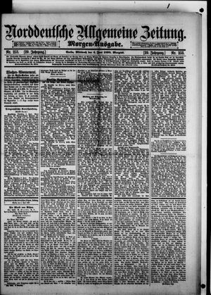 Norddeutsche allgemeine Zeitung vom 04.06.1890