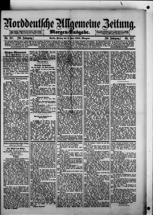 Norddeutsche allgemeine Zeitung vom 06.06.1890