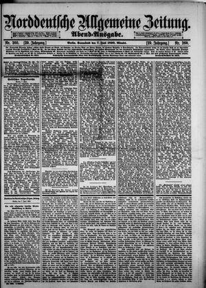 Norddeutsche allgemeine Zeitung vom 07.06.1890