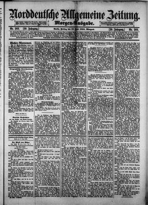 Norddeutsche allgemeine Zeitung vom 13.06.1890
