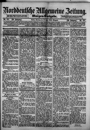 Norddeutsche allgemeine Zeitung vom 17.06.1890