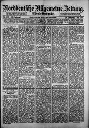 Norddeutsche allgemeine Zeitung (19.06.1890)