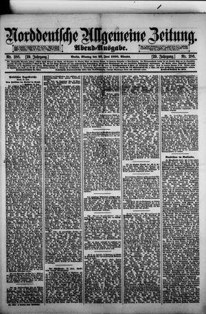 Norddeutsche allgemeine Zeitung vom 23.06.1890