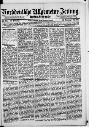 Norddeutsche allgemeine Zeitung vom 03.07.1890