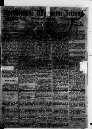 Norddeutsche allgemeine Zeitung vom 01.01.1891