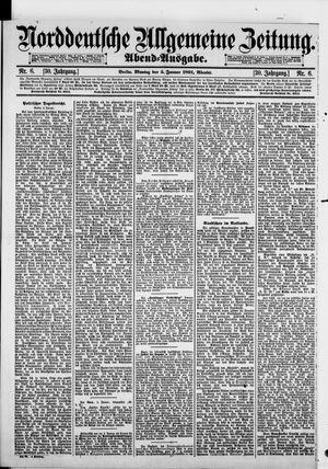 Norddeutsche allgemeine Zeitung vom 05.01.1891