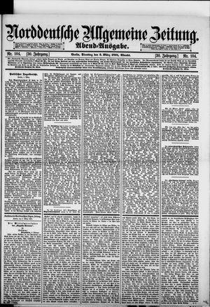 Norddeutsche allgemeine Zeitung vom 03.03.1891