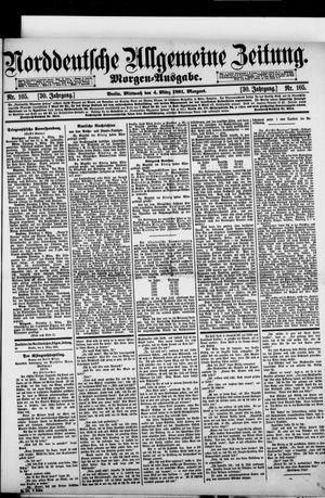 Norddeutsche allgemeine Zeitung vom 04.03.1891