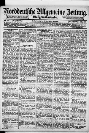 Norddeutsche allgemeine Zeitung vom 05.04.1891