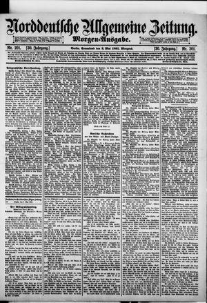 Norddeutsche allgemeine Zeitung vom 02.05.1891