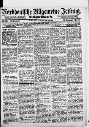 Norddeutsche allgemeine Zeitung vom 05.06.1891