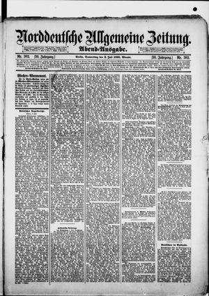 Norddeutsche allgemeine Zeitung vom 02.07.1891