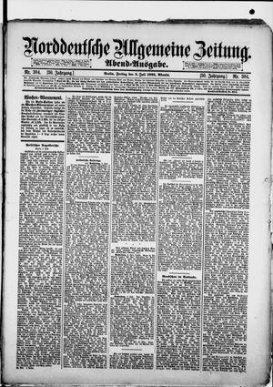 Norddeutsche allgemeine Zeitung vom 03.07.1891