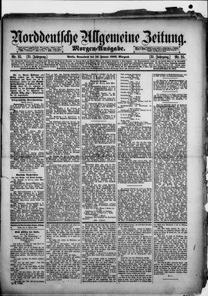 Norddeutsche allgemeine Zeitung vom 16.01.1892